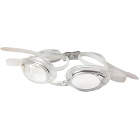FINIS Lightning Low Profile Racing Goggles, clear